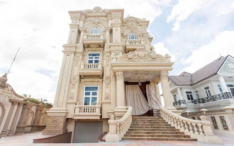 Biệt thự đẹp Đà Nẵng