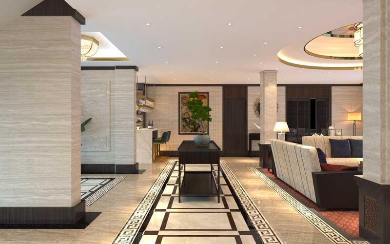 phong cách thiết kế nội thất khách sạn Đà Nẵng