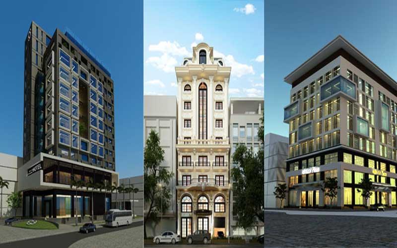 Các tiêu chuẩn thiết kế khách sạn Quảng Nam