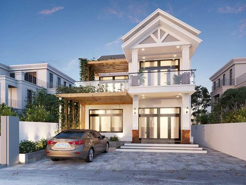 Biệt thự hiện đại tại Đà Nẵng