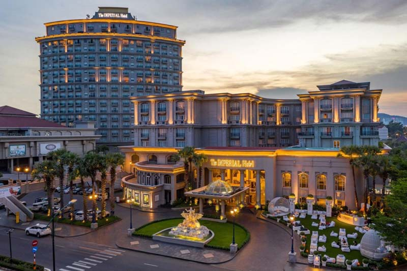 Cải tạo khách sạn trọn gói