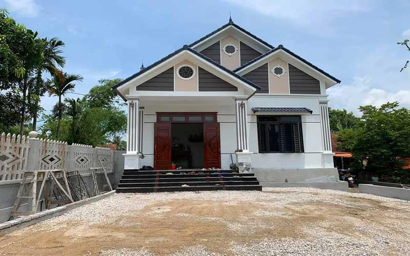 Nhà cấp 4 Đà Nẵng