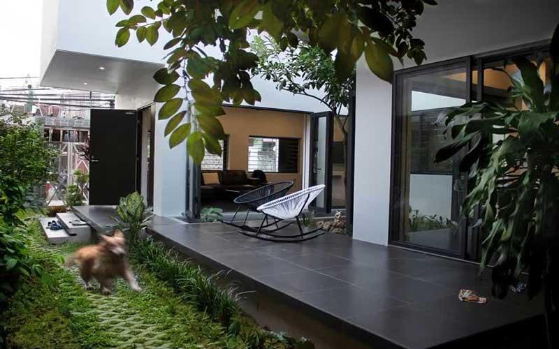 cải tạo nhà vườn Quảng Nam