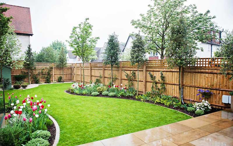nghiệm thu công trình cải tạo nhà vườn