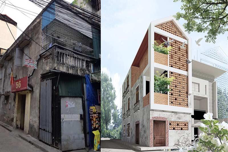Cải tạo xây dựng nhà