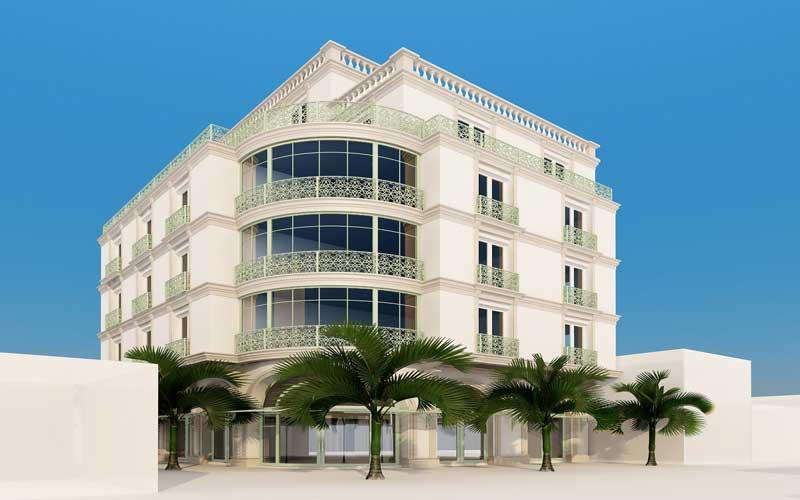 Dịch vụ sửa khách sạn trọn gói 3C Construction