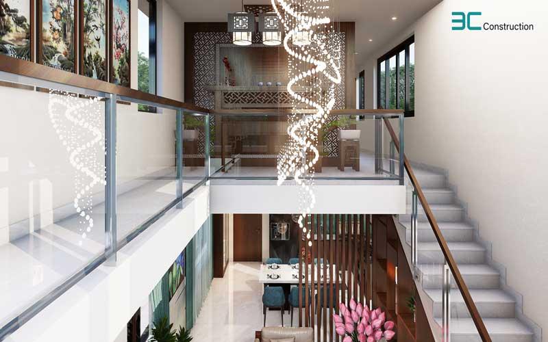 Phong cách thiết kế nhà cấp 4 hiện đại