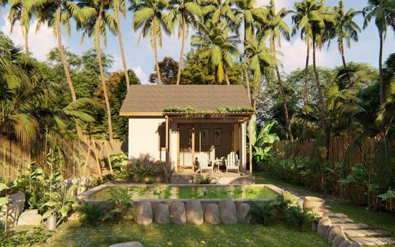 Sửa nhà vườn Quảng Nam