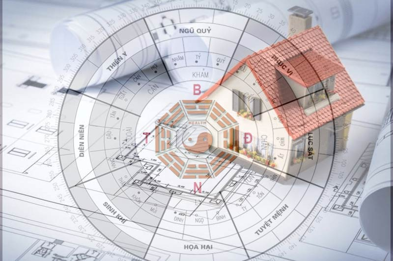 Phong thủy trong thiết kế nhà