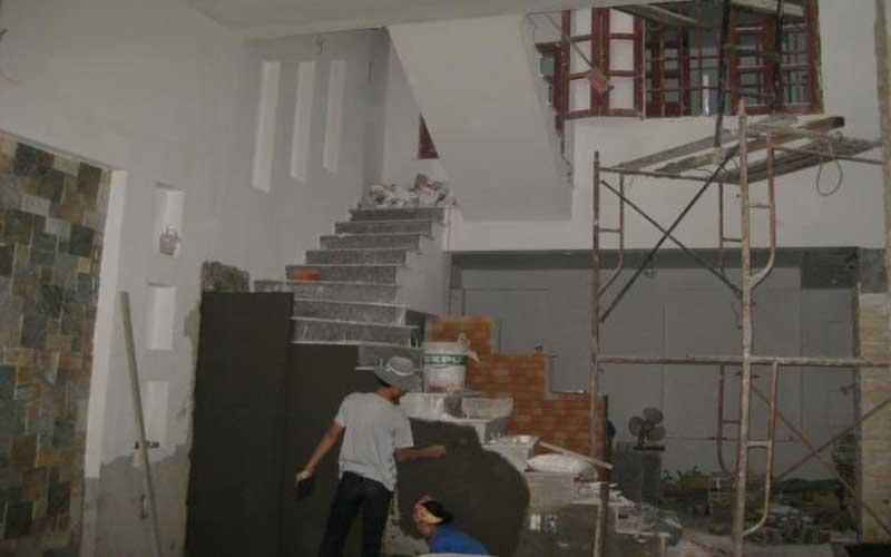 Sửa nhà biệt thự Đà Nẵng