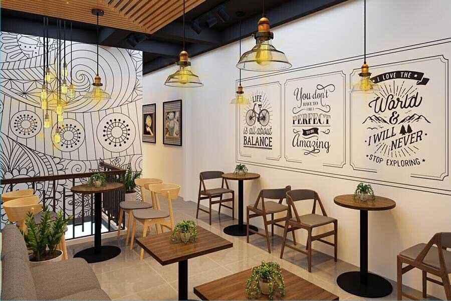 Sửa chữa quán cà phê giá rẻ nhất năm 2021