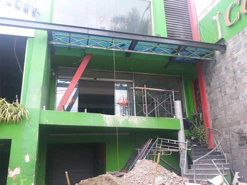 sửa quán cà phê Quảng Nam