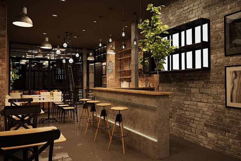 Tại sao nên cải tạo quán cà phê giá rẻ?