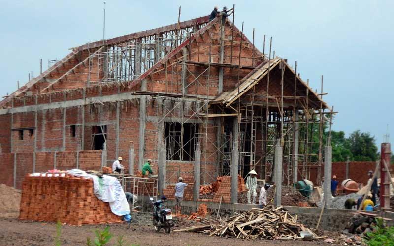 báo giá thi công nhà cấp 4 Đà Nẵng