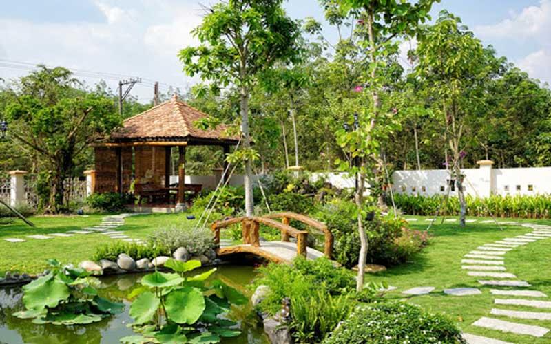 Thiết kế nhà vườn trọn gói Đà Nẵng