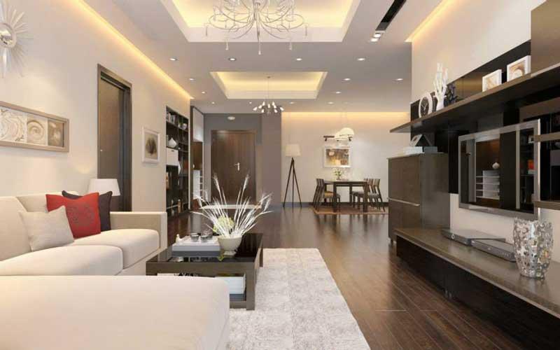 thiết kế nội thất trọn gói với 3C Construction