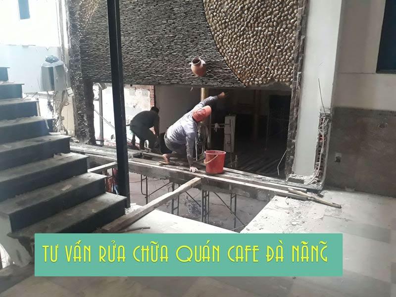 Tư vấn sửa chữa quán cafe Đà Nẵng