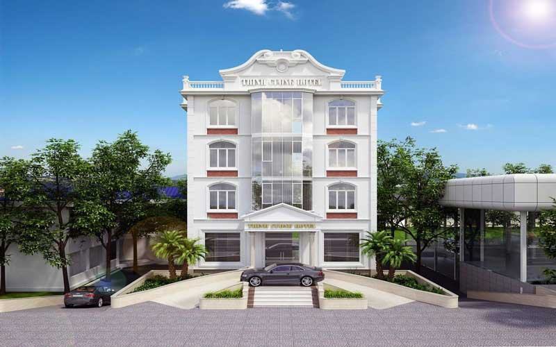báo giá cải tạo khách sạn Quảng Nam