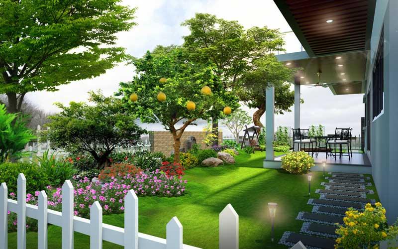 Báo giá thi công nhà vườn Quảng Nam
