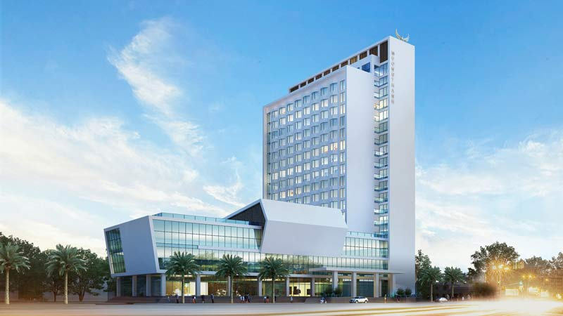 Báo giá thiết kế khách sạn Đà Nẵng