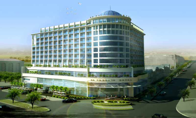 Báo giá thiết kế khách sạn giá rẻ 1