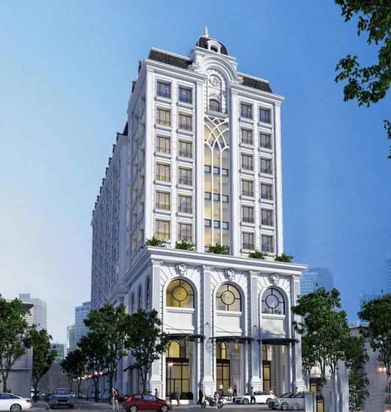 Báo giá thiết kế khách sạn trọn gói uy tín tại Đà Nẵng