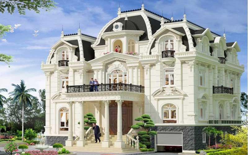 Báo giá thiết kế nhà biệt thự tại Quảng Nam
