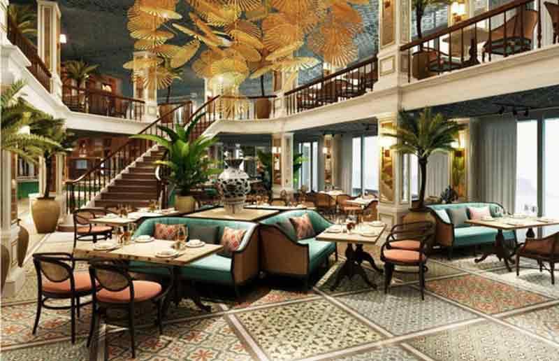 Báo giá thiết kế quán cà phê Đà Nẵng 1