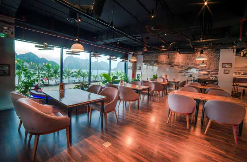 Báo giá thiết kế quán cà phê Đà Nẵng 2