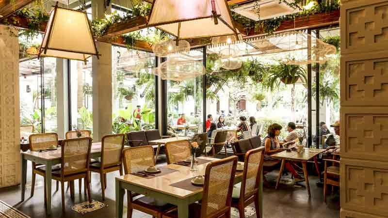 Báo giá thiết kế quán cà phê Đà Nẵng