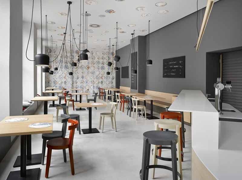 Báo giá thiết kế quán cà phê Quảng Nam 2