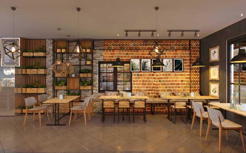 Cải tạo quán cà phê ở Quảng Nam