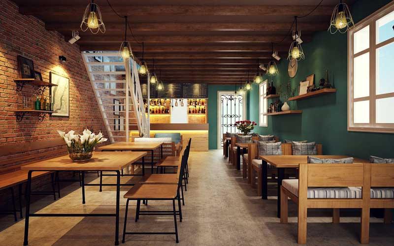 Địa chỉ thiết kế quán cà phê uy tín