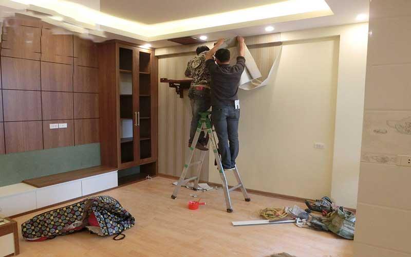 Kinh nghiệm thi công nội thất lâu năm