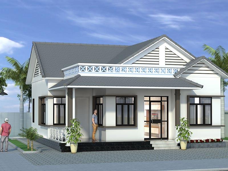 mẫu thiết kế nhà đẹp - 1