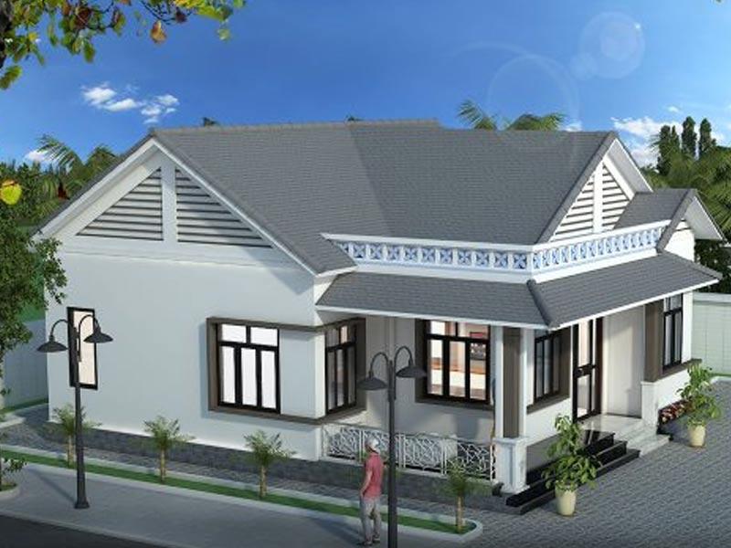 mẫu thiết kế nhà đẹp - 2