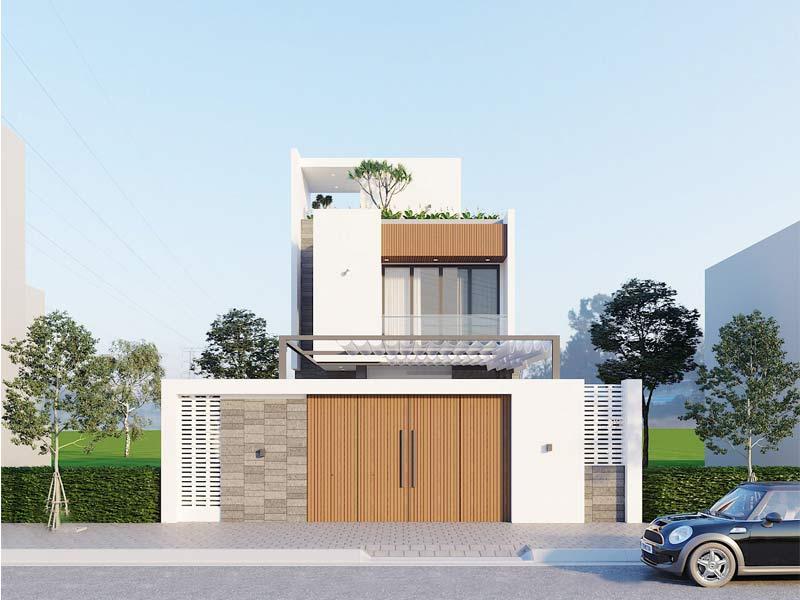 mẫu thiết kế nhà đẹp - 7