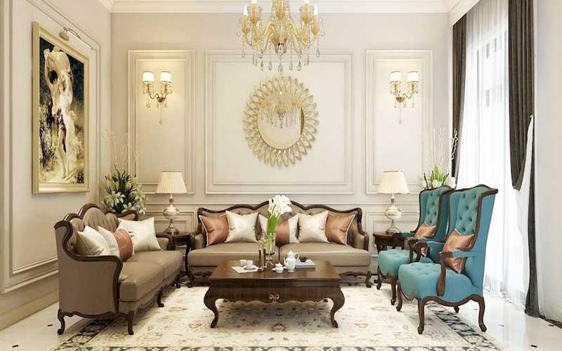 Phong cách nội thất cổ điển