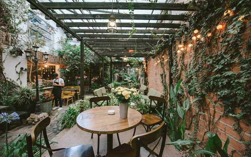 Thi công quán cà phê ở Đà Nẵng