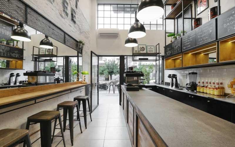 Thiết kế quán cà phê đẹp Quảng Nam