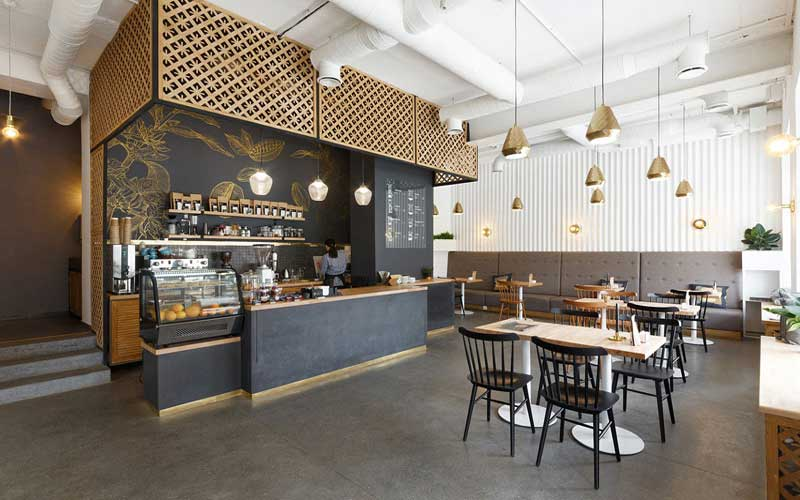Thiết kế quán cafe giá rẻ