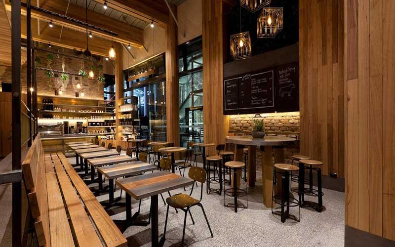 Thiết kế quán cà phê Quảng Nam