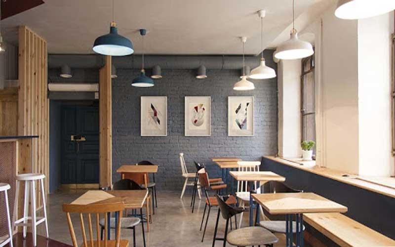 Thiết kế quán cà phê trọn gói