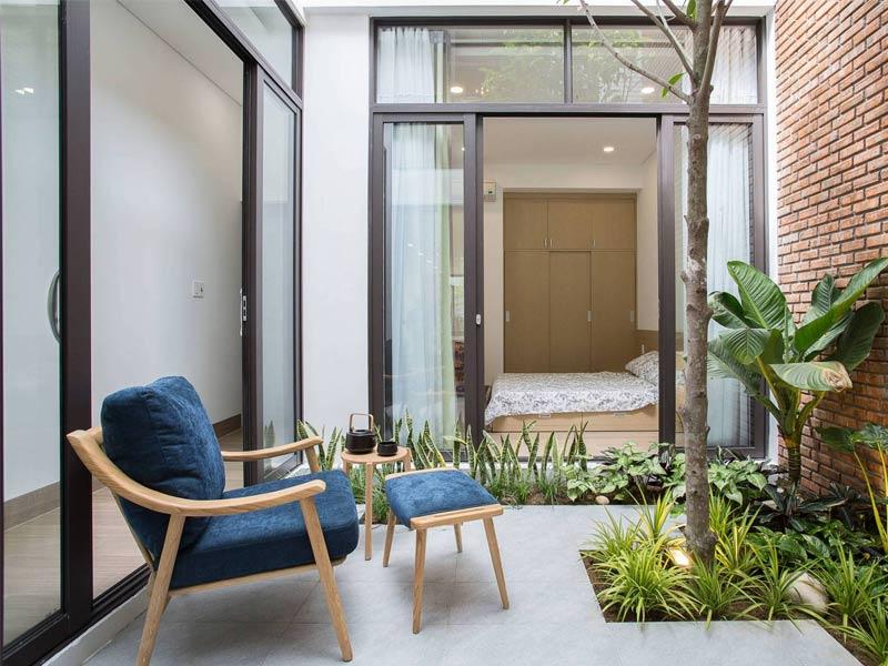 Cách trang trí nhà đẹp đơn giản bằng cây xanh