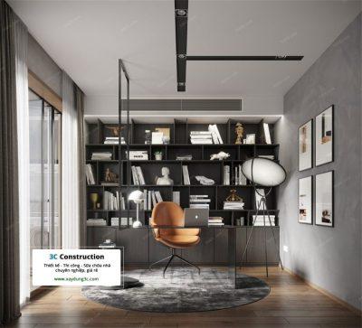 Thiết kế phòng đọc sách